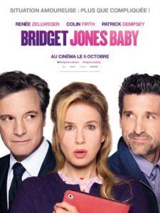 "Affiche du film ""Bridget Jones's Baby"""