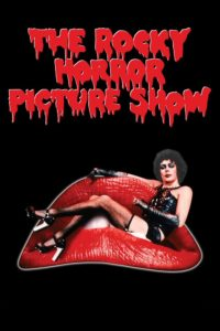 "Affiche du film ""The Rocky Horror Picture Show"""