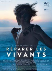 """Affiche du film """"Réparer les vivants"""""""
