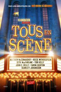 """Affiche du film """"Tous en scène"""""""
