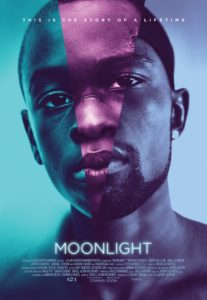 "Affiche du film ""Moonlight"""