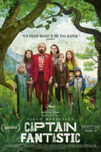"""Affiche du film """"Captain Fantastic"""""""