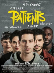 "Affiche du film ""Patients"""