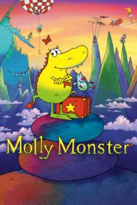 "Affiche du film ""Molly Monster"""