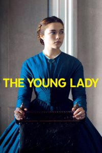 "Affiche du film ""The Young Lady"""