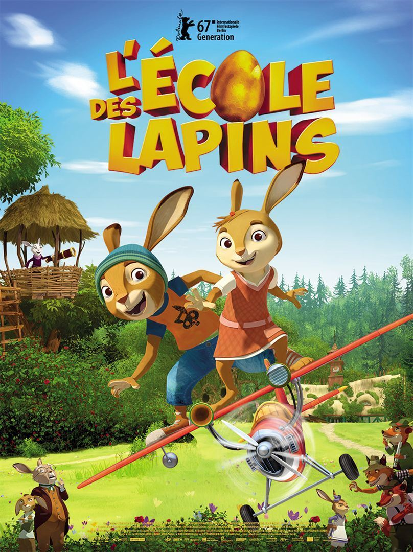 L'Ecole des lapins