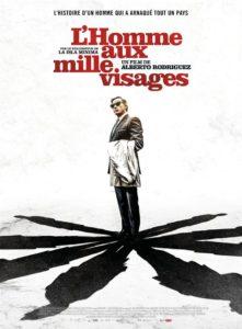 """Affiche du film """"L'Homme aux milles visages"""""""