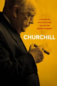 "Affiche du film ""Churchill"""