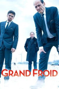 "Affiche du film ""Grand froid"""