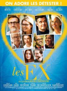 """Affiche du film """"Les Ex"""""""