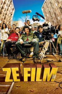 "Affiche du film ""Ze film"""