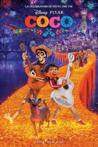 "Affiche du film ""Coco"""