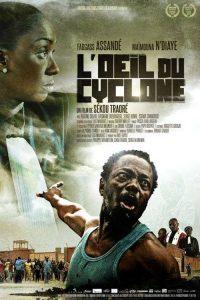 """Affiche du film """"L'oeil du cyclone"""""""
