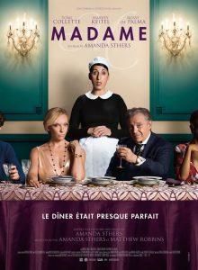 """Affiche du film """"Madame"""""""