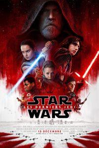 """Affiche du film """"Star Wars, épisode VIII : Les Derniers Jedi"""""""