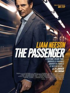 "Affiche du film ""The Passenger"""