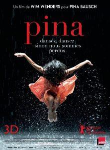 """Affiche du film """"Pina"""""""