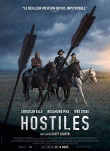 """Affiche du film """"Hostiles"""""""