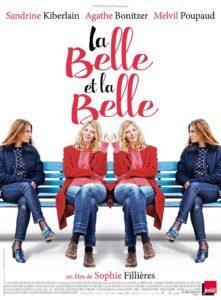 """Affiche du film """"La Belle et la Belle"""""""