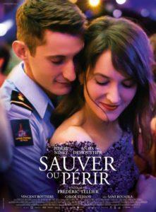 """Affiche du film """"Sauver ou périr"""""""