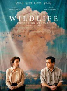 """Affiche du film """"Wildlife - Une saison ardente"""""""