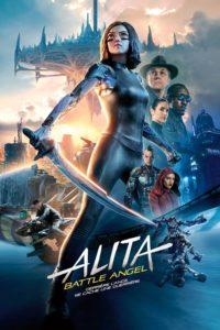 """Affiche du film """"Alita : Battle Angel"""""""