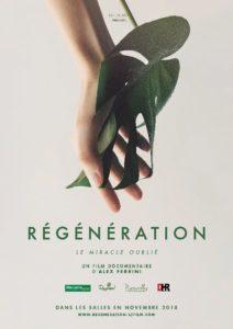 """Affiche du film """"Régénération"""""""
