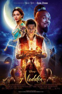 "Affiche du film ""Aladdin"""