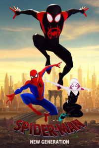 "Affiche du film ""Spider-Man : New Generation"""