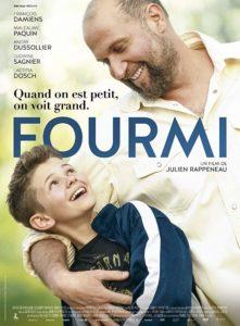 "Affiche du film ""Fourmi"""