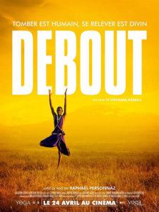 """Affiche du film """"Debout"""""""
