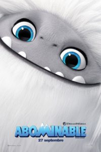 "Affiche du film ""Abominable"""