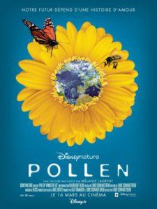 """Affiche du film """"Pollen"""""""