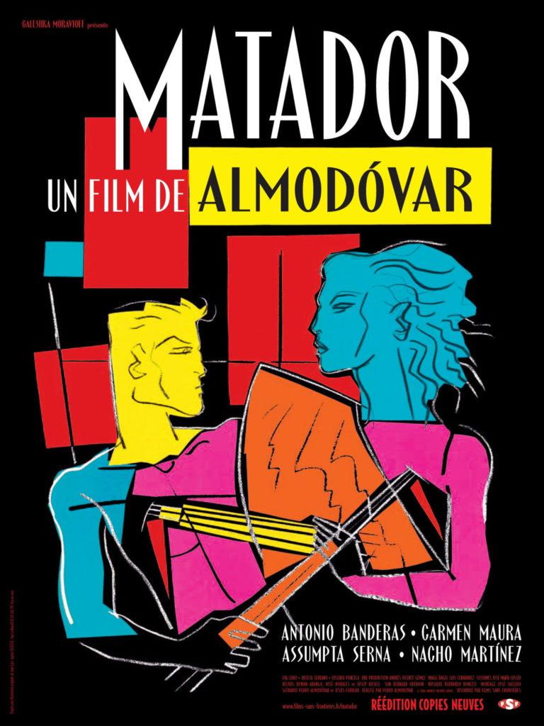 "Affiche du film ""Matador"""