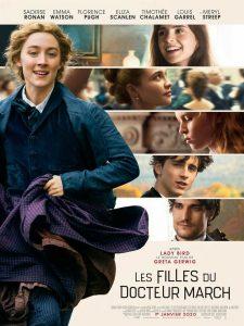 """Affiche du film """"Les Filles du docteur March"""""""