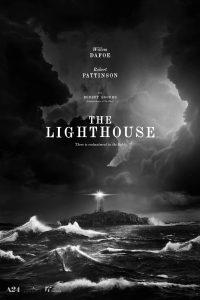 "Affiche du film ""The Lighthouse"""