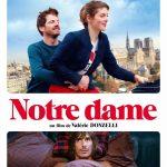 "Affiche du film ""Notre dame"""
