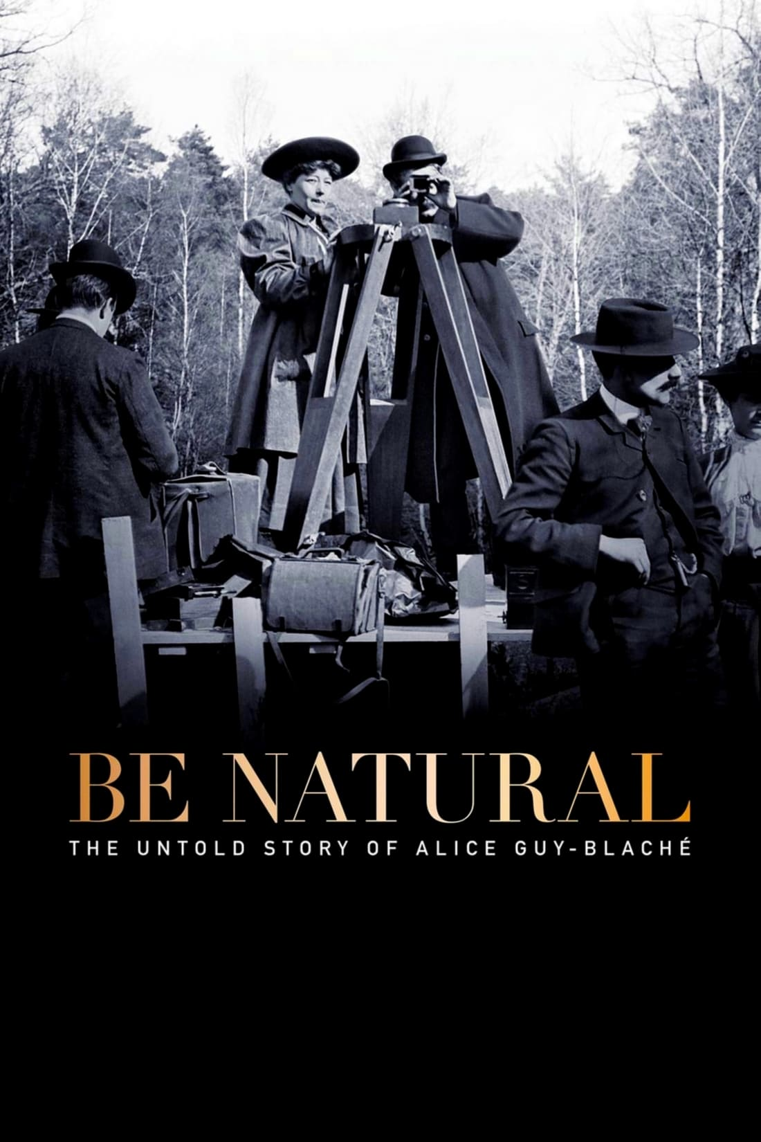 Be Natural, l'histoire cachée d'Alice Guy-Blache