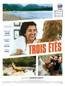 """Affiche du film """"Trois étés"""""""