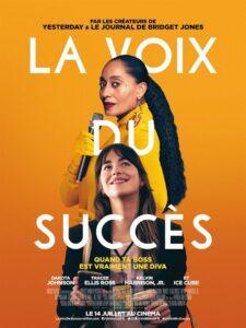"""Affiche du film """"La voix du succès"""""""