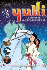 """Affiche du film """"Yuki, le secret de la Montagne magique"""""""