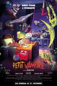 """Affiche du film """"Petit vampire"""""""