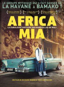 """Affiche du film """"Africa Mia"""""""