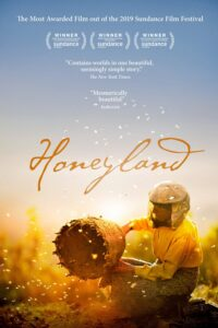 "Affiche du film ""Honeyland"""