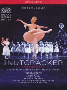 "Affiche du film ""Tchaikovsky's The Nutcracker - Royal Ballet"""