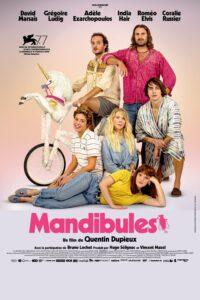 "Affiche du film ""Mandibules"""