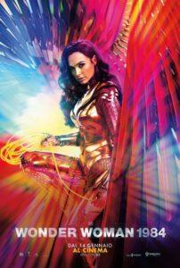 """Affiche du film """"Wonder Woman 1984"""""""
