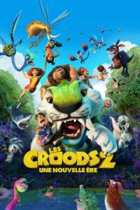 """Affiche du film """"Les Croods 2 : Une nouvelle ère"""""""