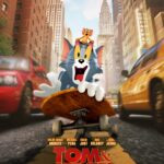 "Affiche du film ""Tom & Jerry"""