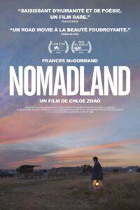 """Affiche du film """"Nomadland"""""""